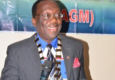 Professor Kalu Mosto Onuoha FAS Becomes Academy's 18th President